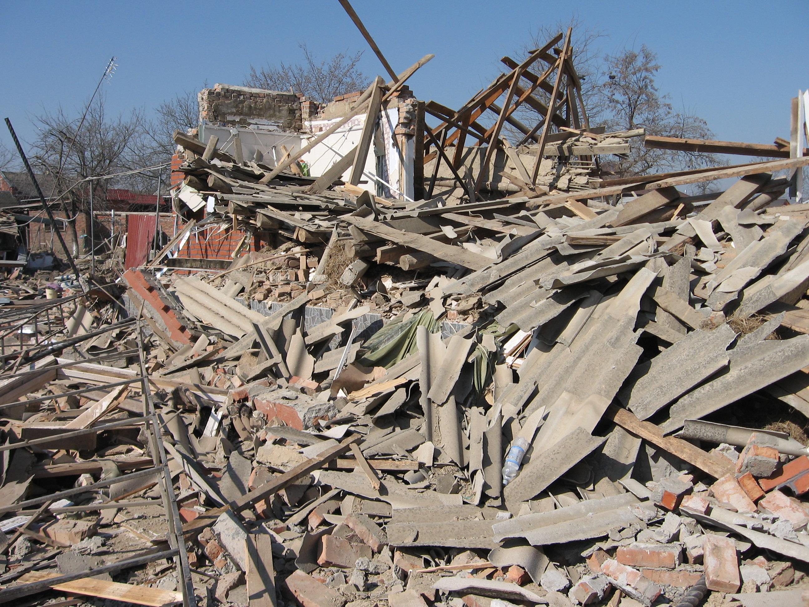 картинка разбитого дома поможем вам выбрать